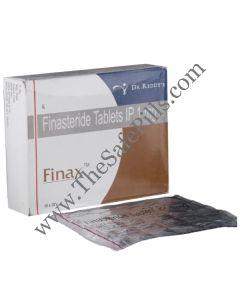 Finax 1 mg (Finasteride)