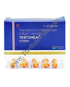Andriol Testocaps 40mg